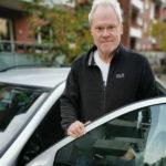 Fahrer von leben & reisen, Siegfried Grüter