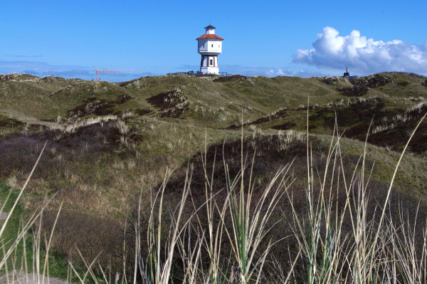 Langeoog, Leuchtturm, Dünen, Nordseeinsel