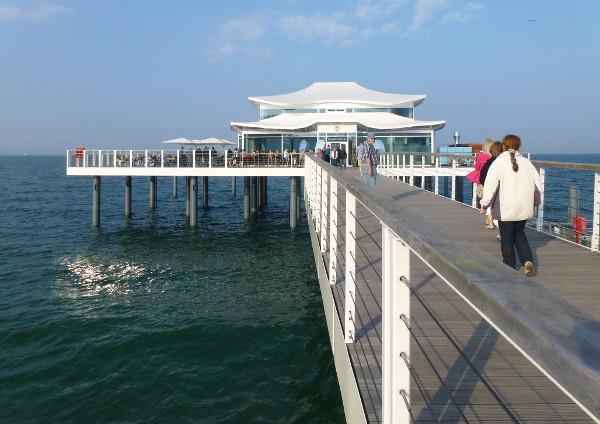 Seebrücke Timmendorfer Strand