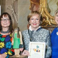 Unternehmerinnenpreis an Mechtild Düsing
