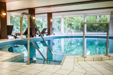 Schwimmbad im VitalHotel Ascona in Bad Bevensen
