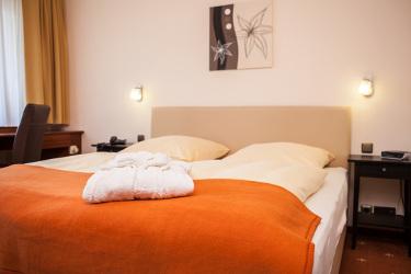 VitalHotel Ascona in Bad Bevensen, Hotelzimmer